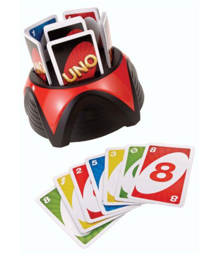 Mattel Uno Blast Card Game