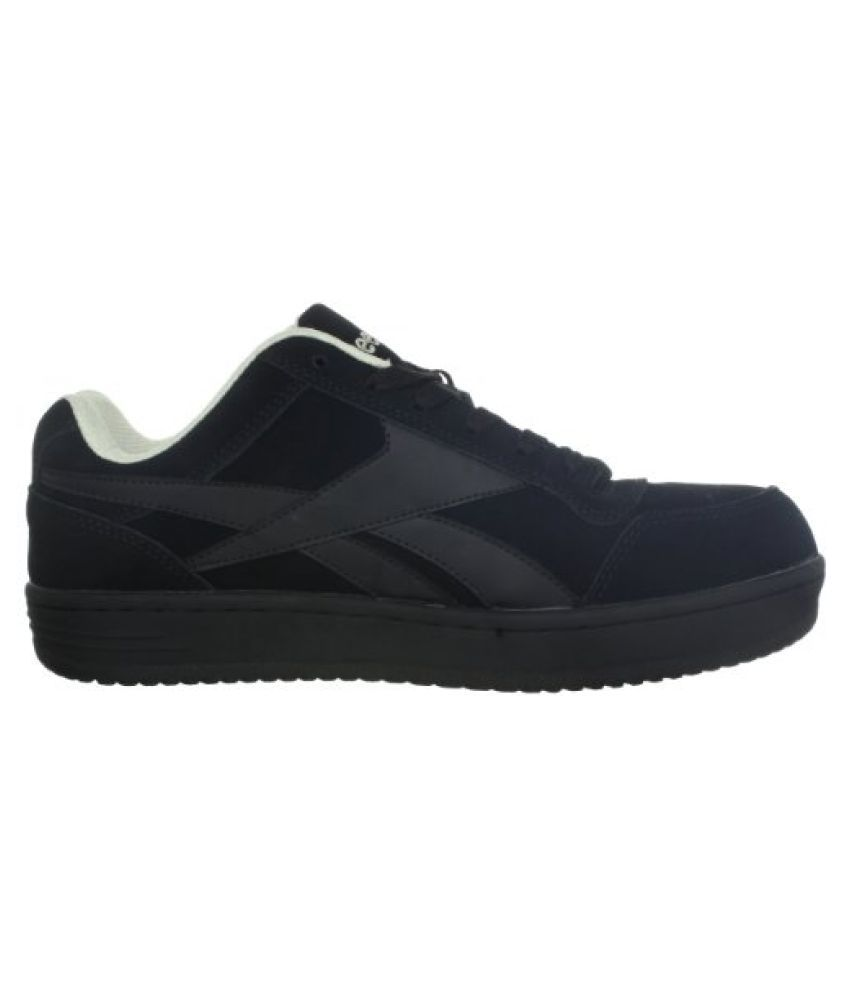 ... Reebok Work Men s Soyay RB1910 Skate Style EH Safety Shoe Black Oxford  8.5 2E US ... 23e5a9857