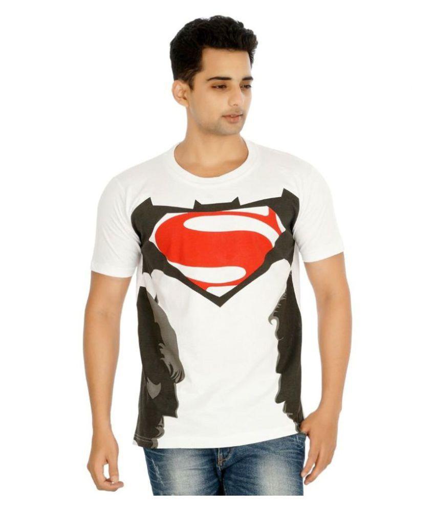 Rangifer White Round T-Shirt