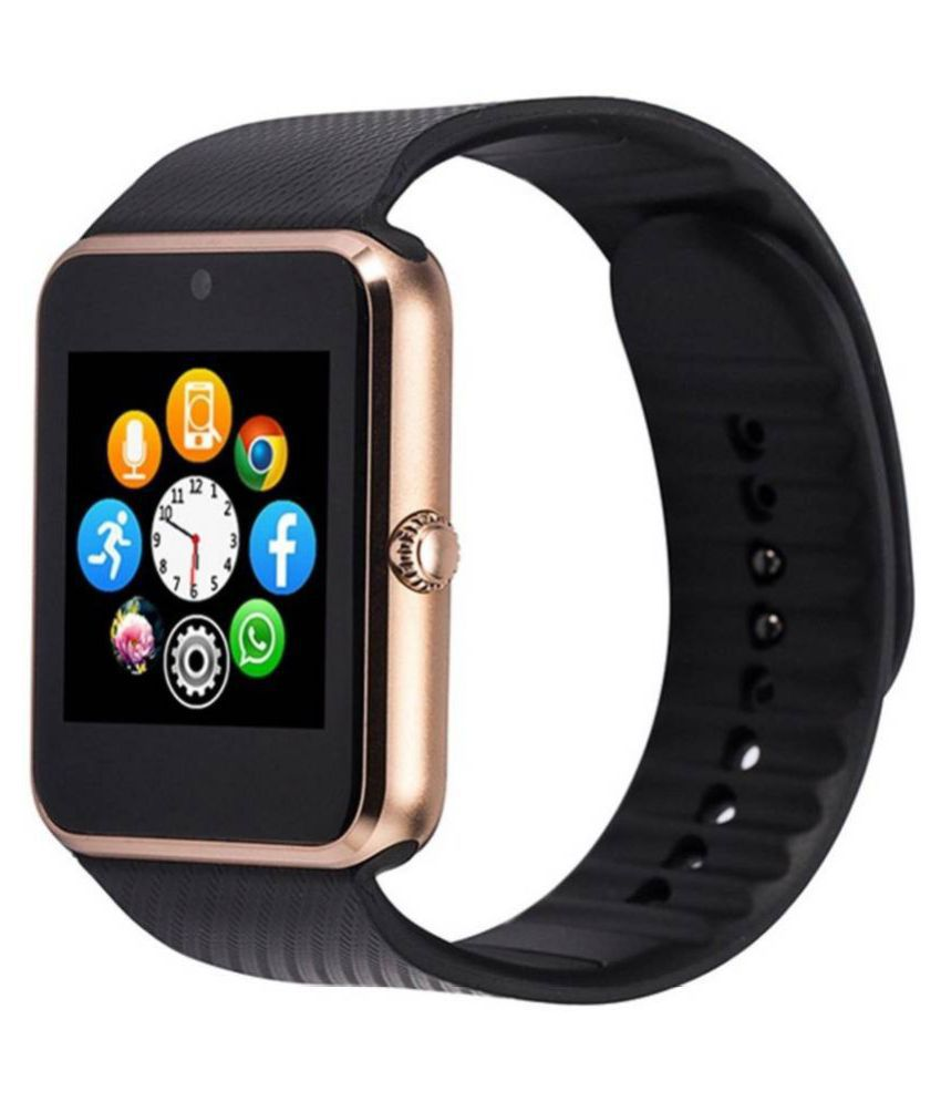 Battlestar GT08 With Bluetooth, Sim and Memory Support Smart Watches