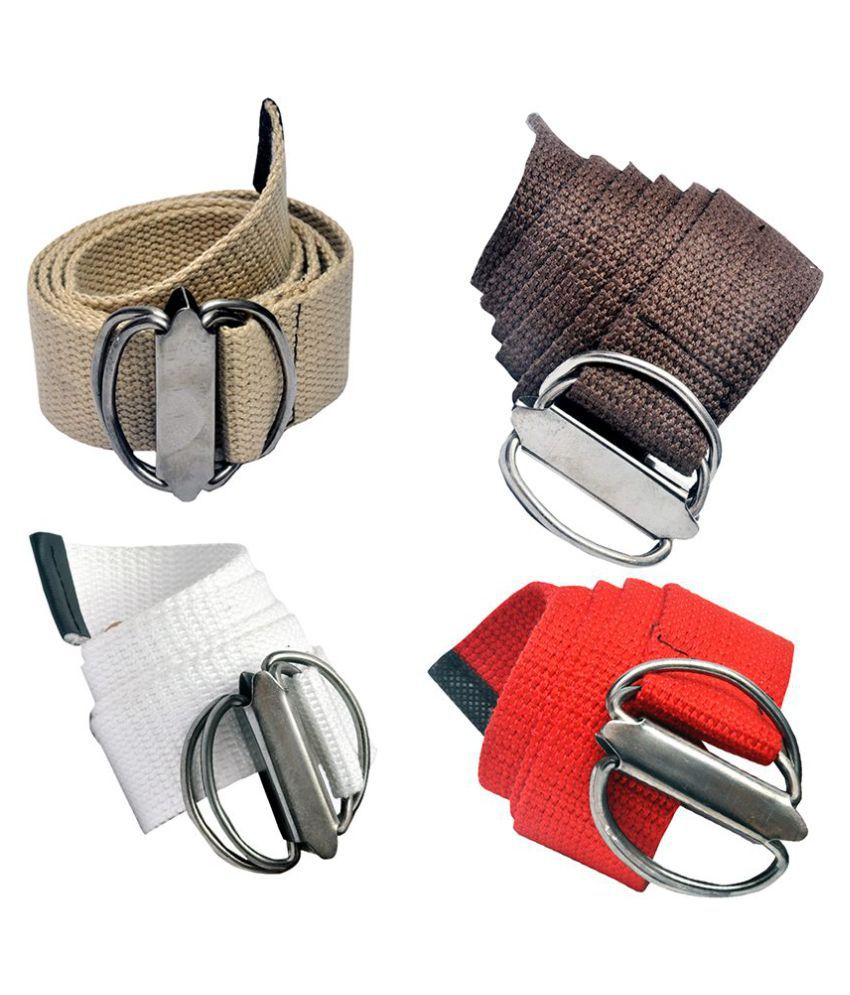 Arip Multi Canvas Casual Belts