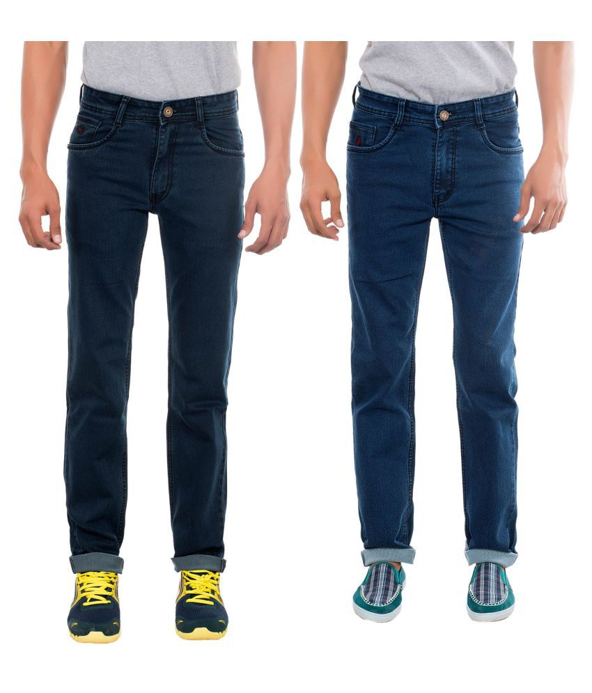 Rivex Multi Straight Jeans