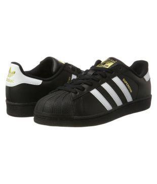 Adidas Superstar Lifestyle Black Casual