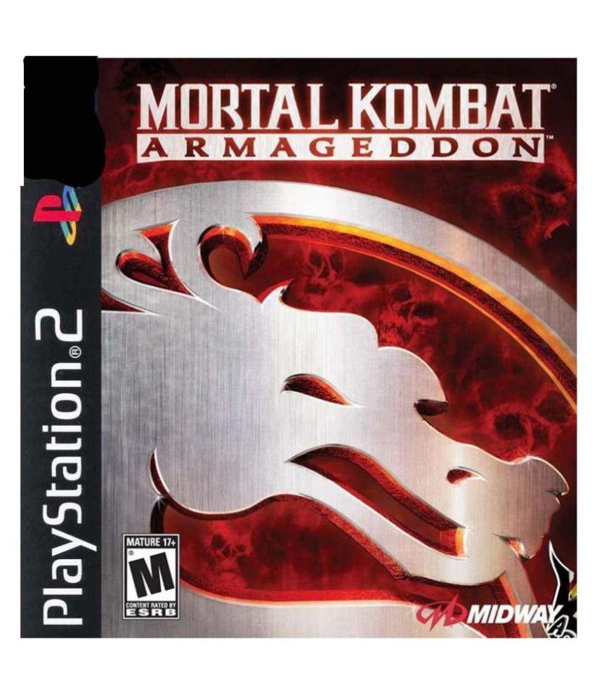 mortal kombat armageddon ps2 ( PS2 )