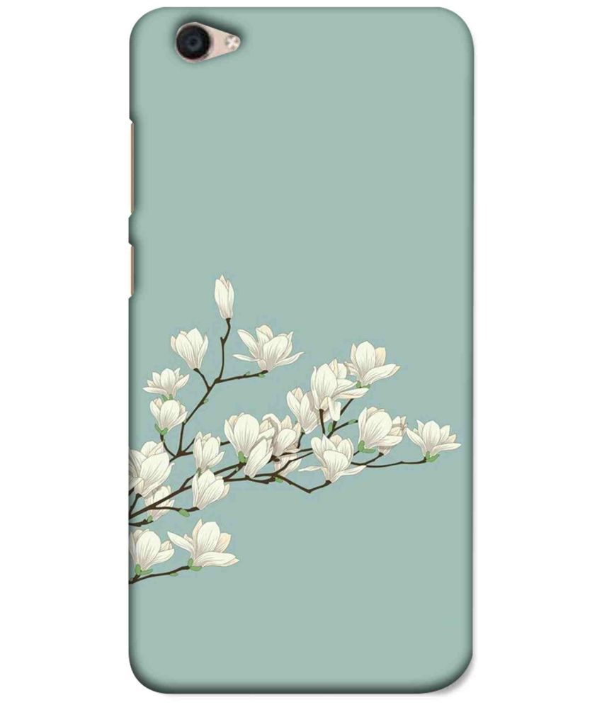 huge discount d8945 79962 Vivo y55S Printed Cover By Lattoo