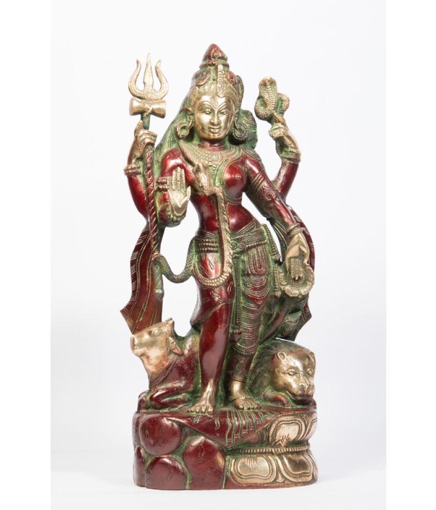 Arihant Craft Shiva Brass Idol