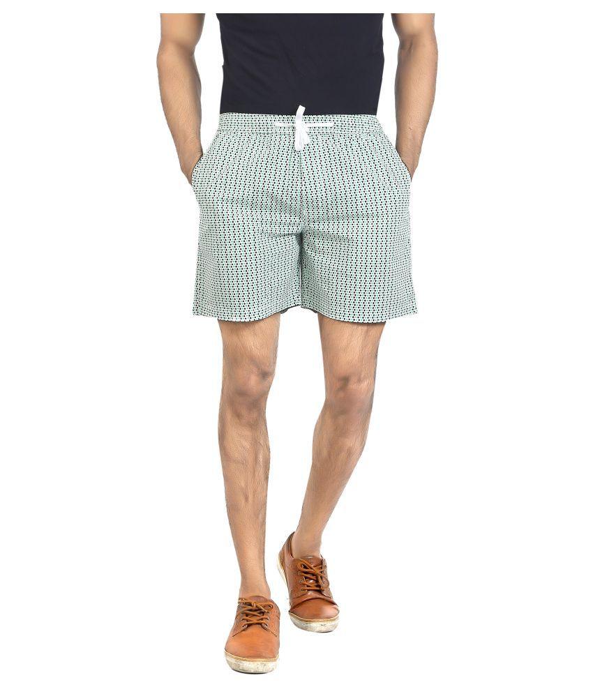 Bodymark Green Shorts