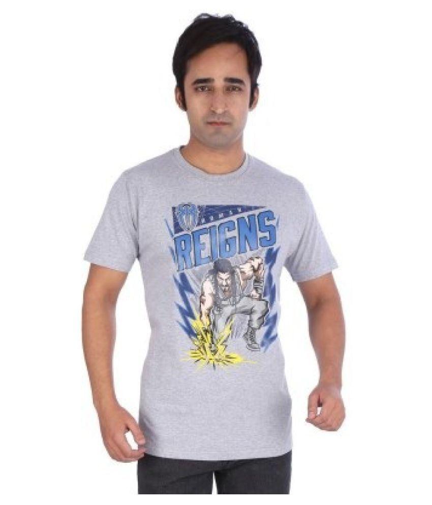 Rangifer Silver Round T-Shirt