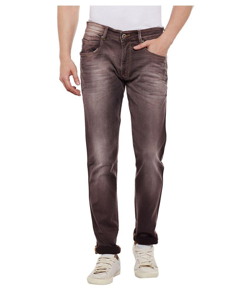 Numero Uno Black Slim Jeans