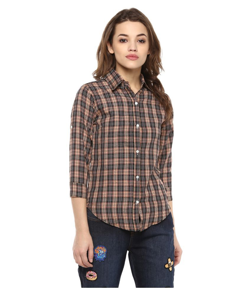 Mayra Cotton Shirt