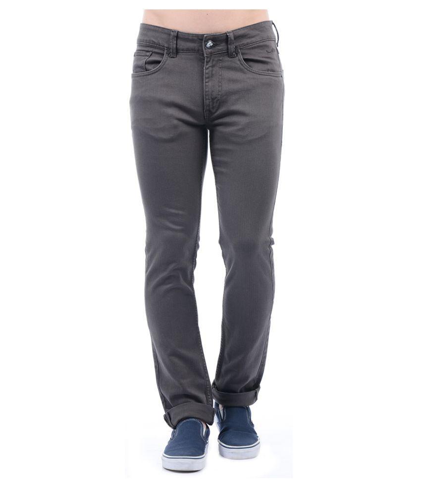 Ed Hardy Grey Slim Jeans