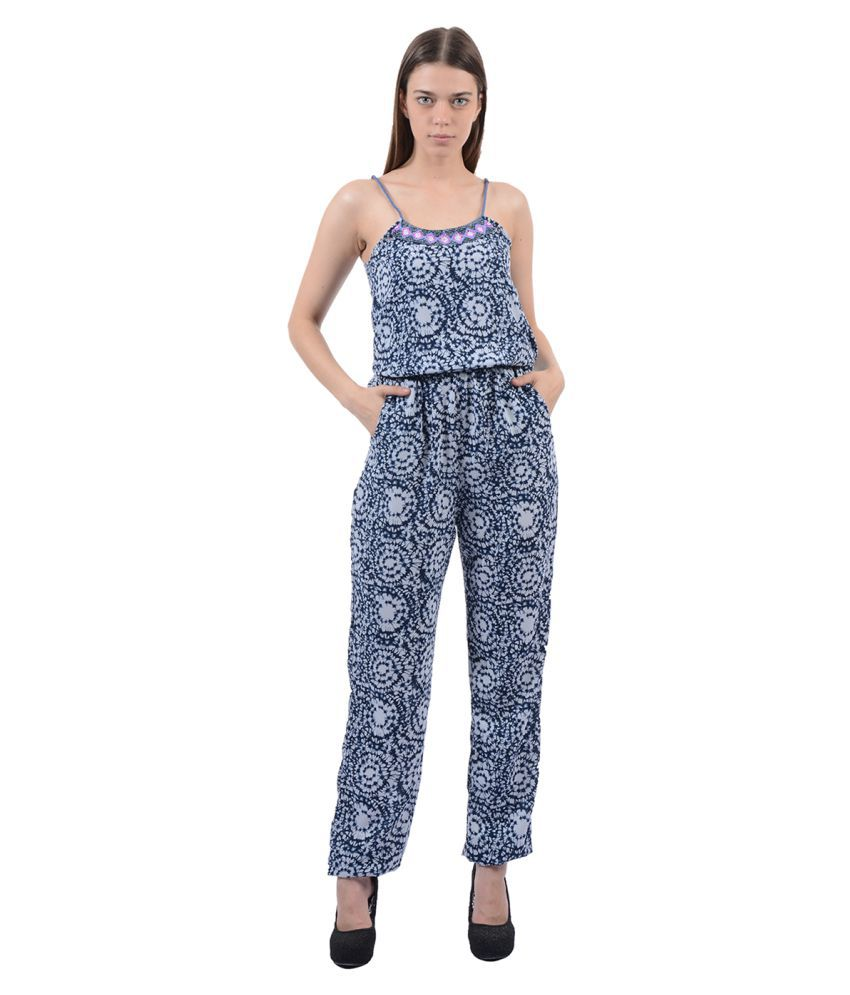 41d99ae1ab32 Pepe Jeans Cotton Jumpsuits - Buy Pepe Jeans Cotton Jumpsuits Online at Best  Prices in India on Snapdeal