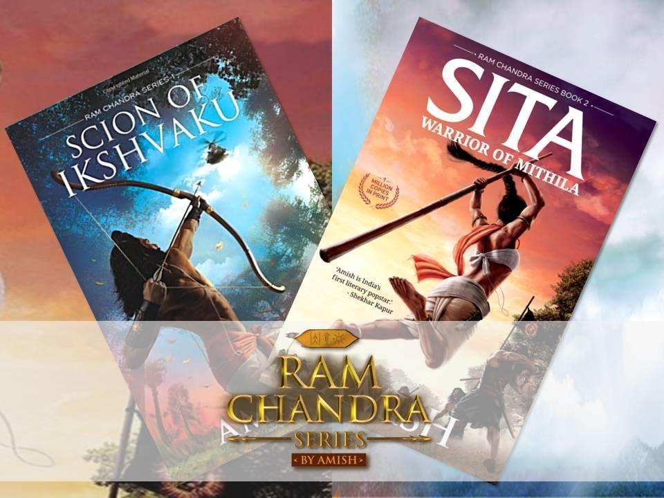 Scion of Ikshvaku & Sita: Ram Chandra Series Combo Pack by Amish: Buy Scion  of Ikshvaku & Sita: Ram Chandra Series Combo Pack by Amish Online at Low  Price in India on