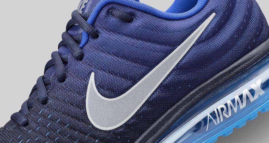 reputable site dd639 1bac5 ... Nike air max 2017 blue Running Shoes ...