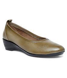 catwalk KHAKI Casual Shoes