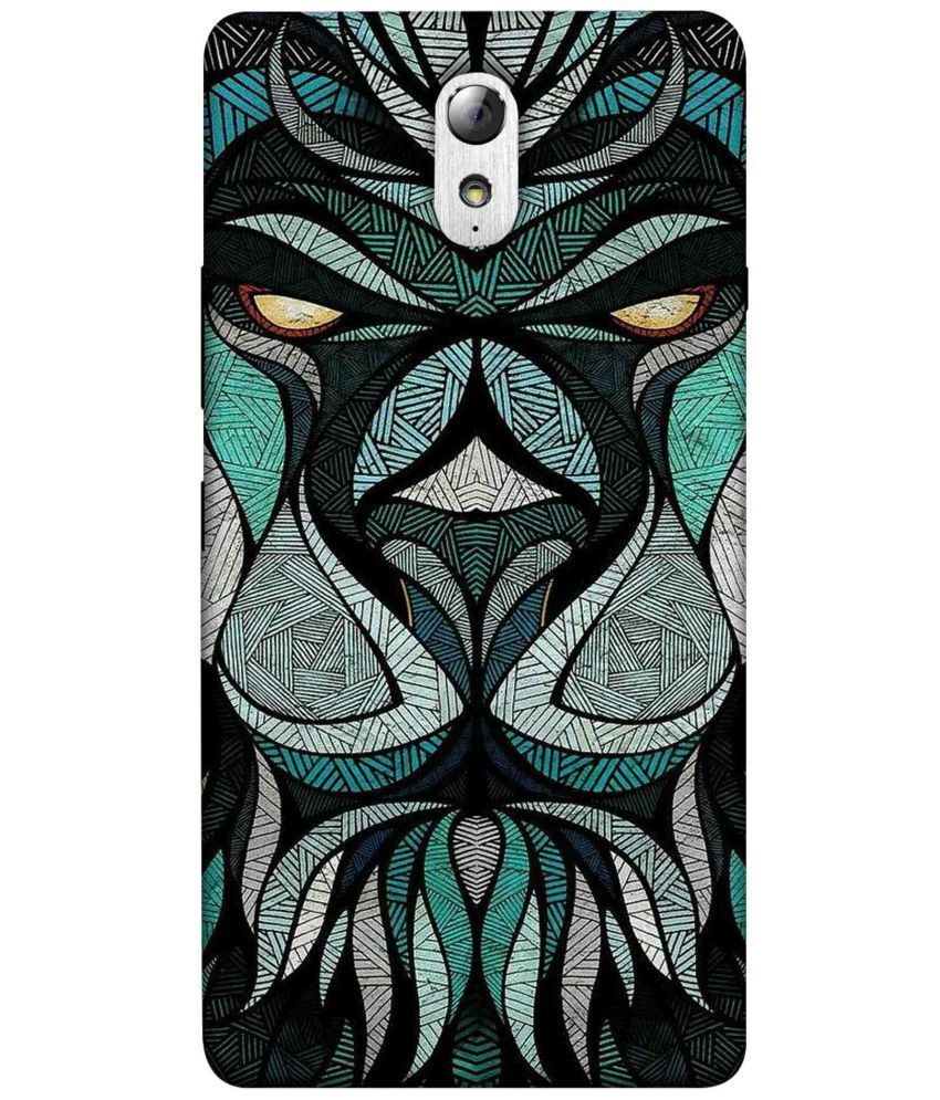Lenovo Vibe P1M Printed Cover By Lattoo