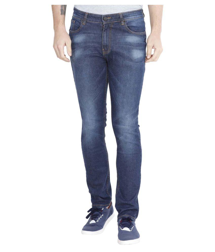 JDC Dark Blue Slim Jeans