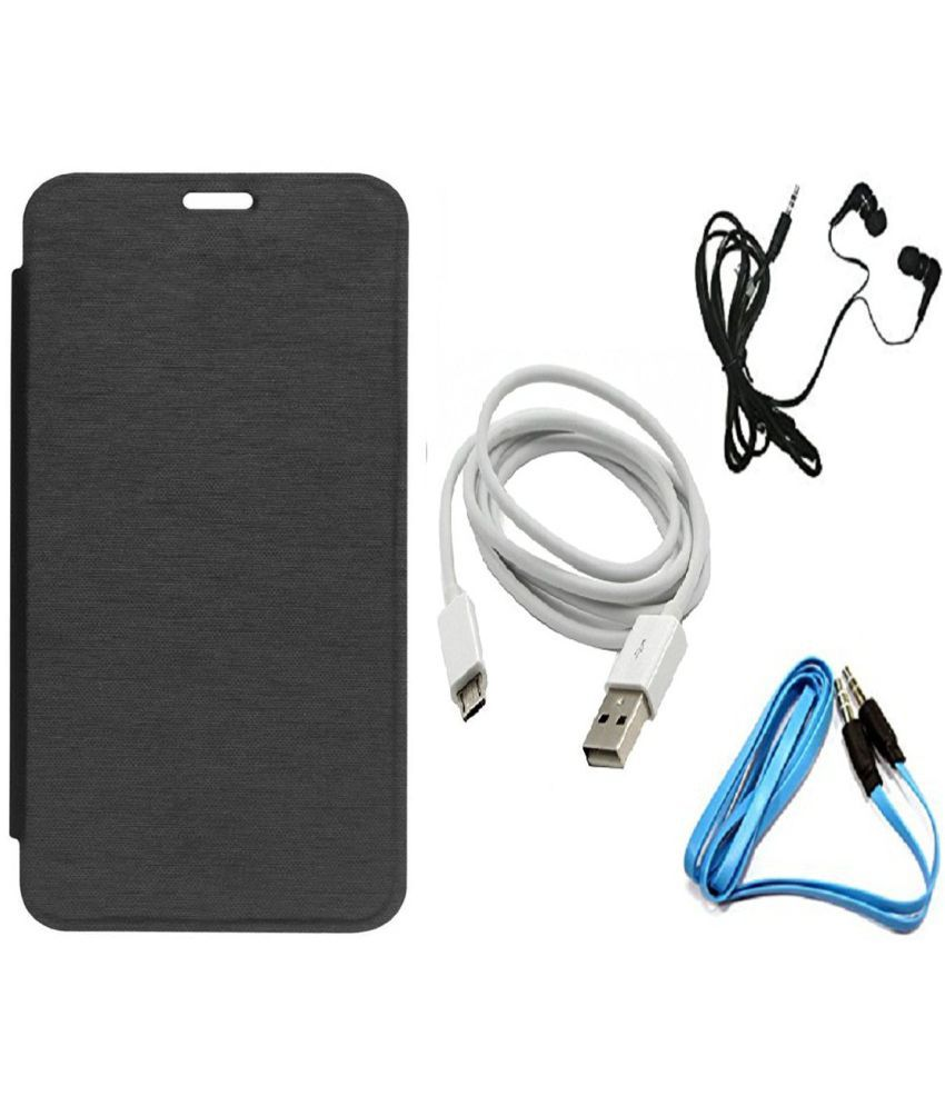Micromax Bolt A67 Cover Combo by MuditMobi