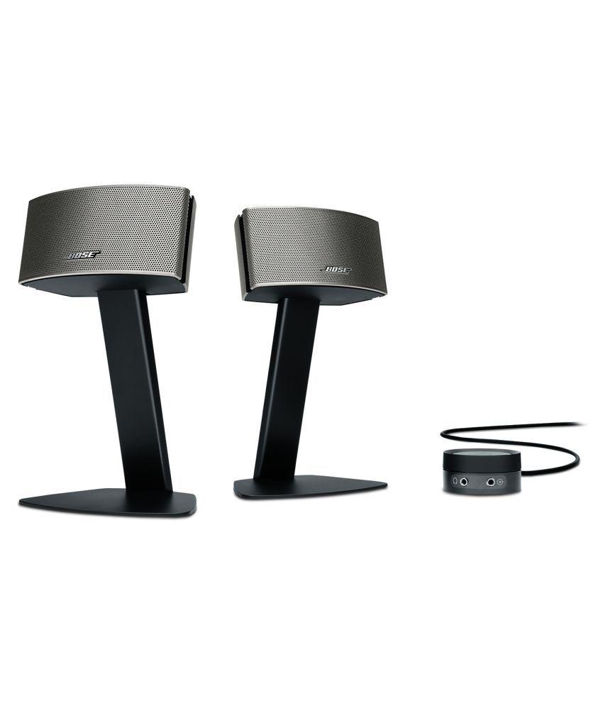 Companion Connecte: Buy Bose Companion 50 2.1 Desktop Speakers