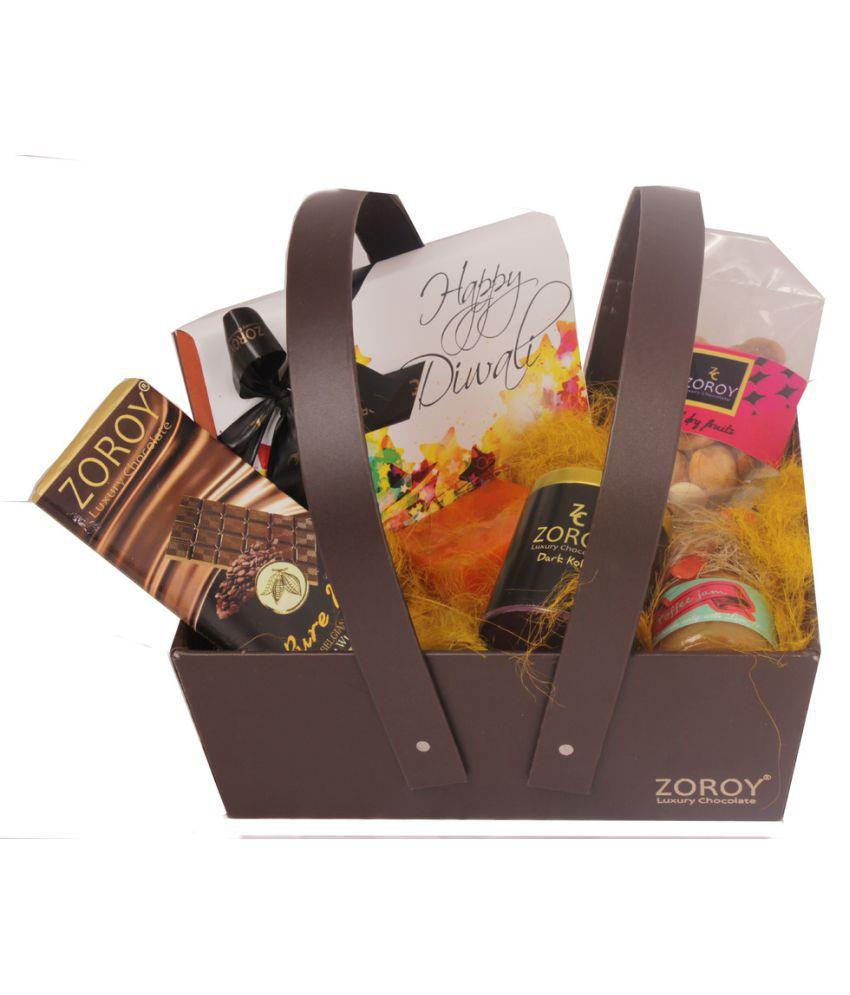 ZOROY LUXURY CHOCOLATE Assorted Chocolate Box Diwali 1500 gm