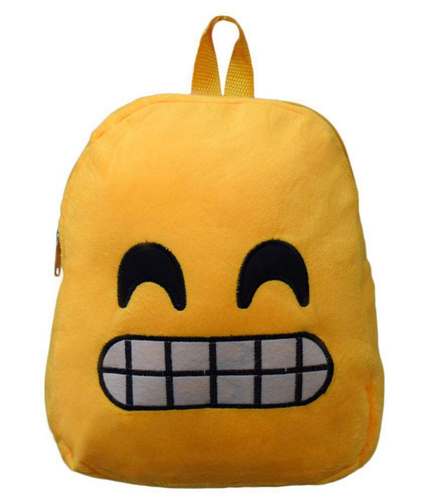 Arip Yellow School Bag for Unisex