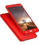 Samsung Galaxy J7 Max Plain Cases TBZ - Red