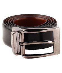 Woodland Scenics Black Leather Formal Belt