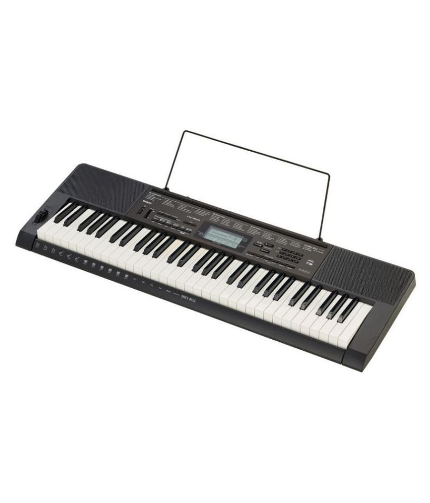 cf3a62f6e45 Casio New CTK-3500 Free Adaptor Keyboard 61 Keys  Buy Casio New CTK-3500  Free Adaptor Keyboard 61 Keys Online at Best Price in India on Snapdeal