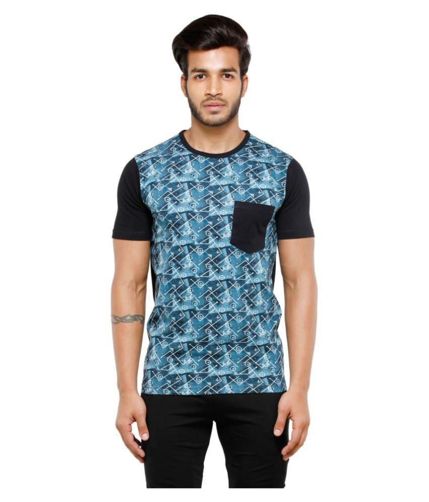 Bongio Multi Round T-Shirt