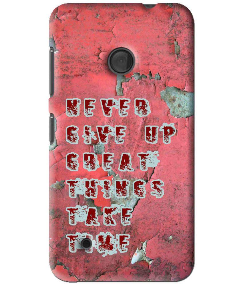 on sale f3902 c4e4f Nokia Lumia 530 Printed Cover By Snooky - Printed Back Covers Online ...