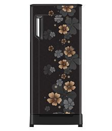 Whirlpool 185 Ltr 3 Star 200 Icemagic Powercool ROY Single Door Refrigerator - Black