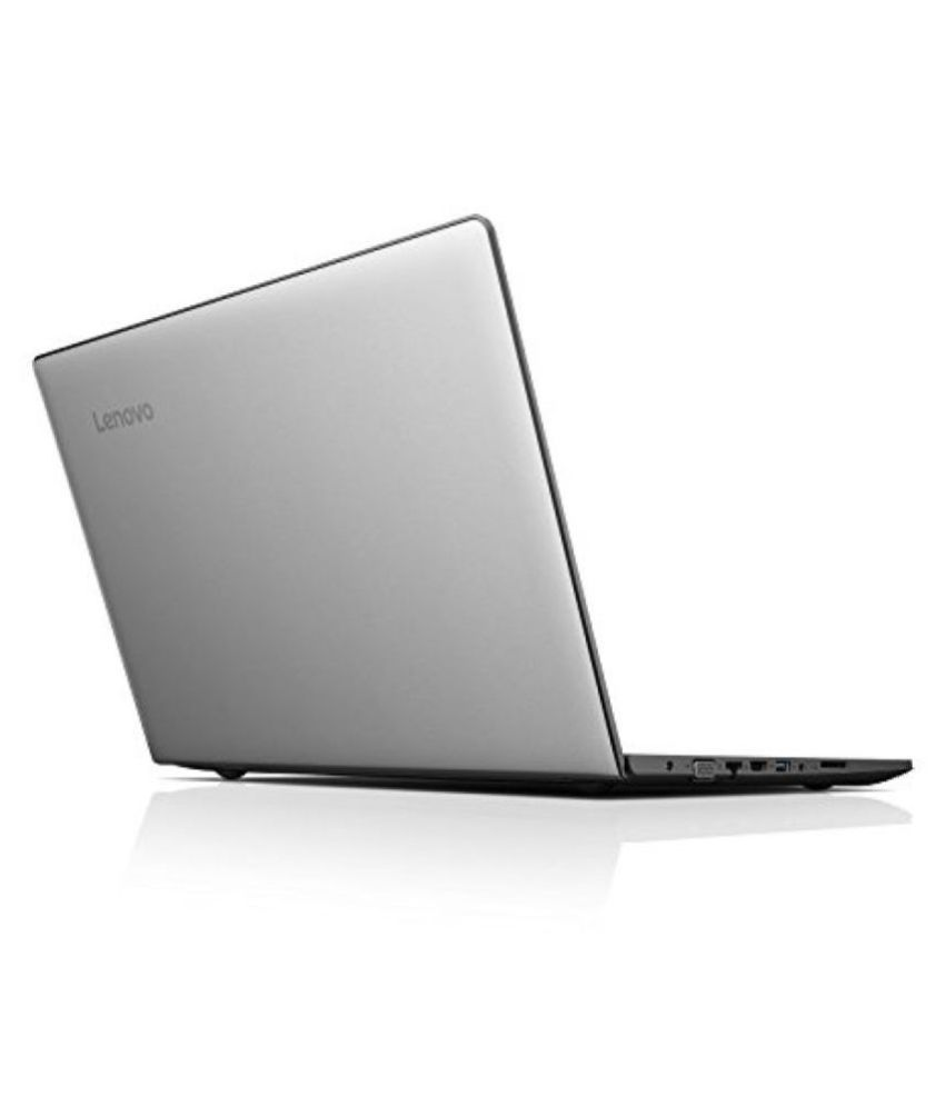 Lenovo Ideapad lenovo ip 310 Notebook Core i3 (6th Generation) 4 GB 39.62cm(15.6) Windows 10 Home without MS Office 2 GB silver