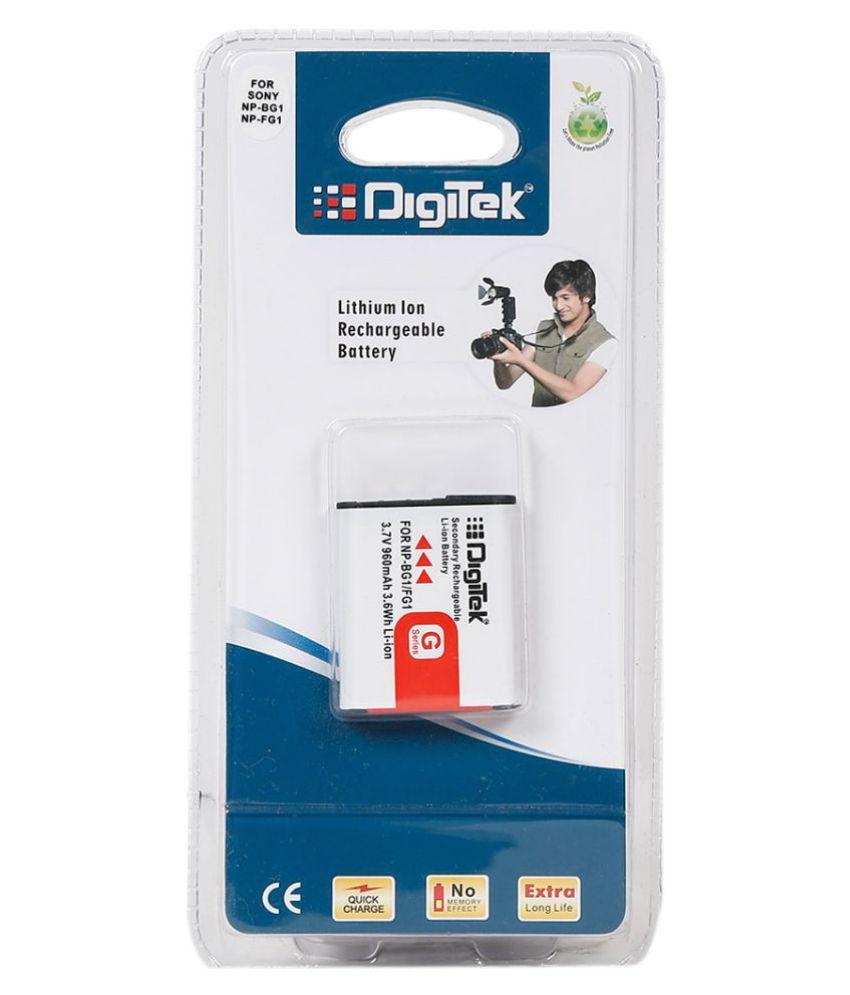 Digitek BG1 960 mAh Rechargeable Battery 1