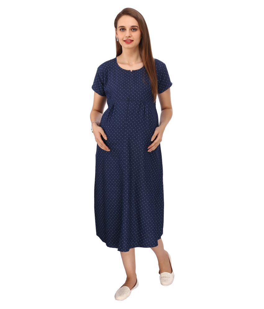 Buy vixenwrap denim maternity dresses online at best prices in vixenwrap denim maternity dresses ombrellifo Choice Image