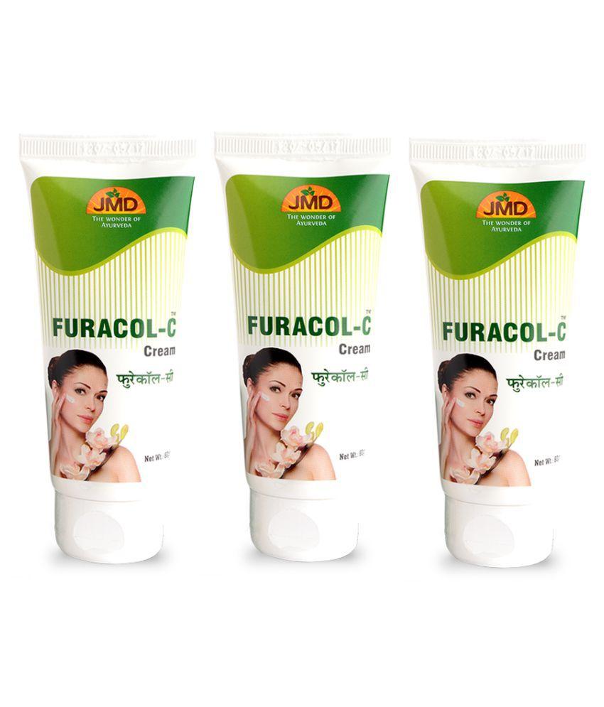 JMD Furacol-C Cream Skin Care Day Cream 60 gm Pack of 3
