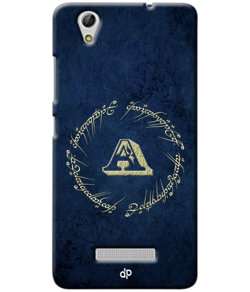 Gionee P5W Printed Cover By Cell First
