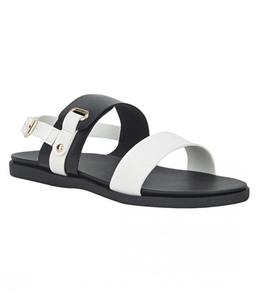 Estatos Multi Color Flat Heels