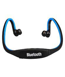 BUNNYTECH BS19C On Ear Wireless Headphones With Mic