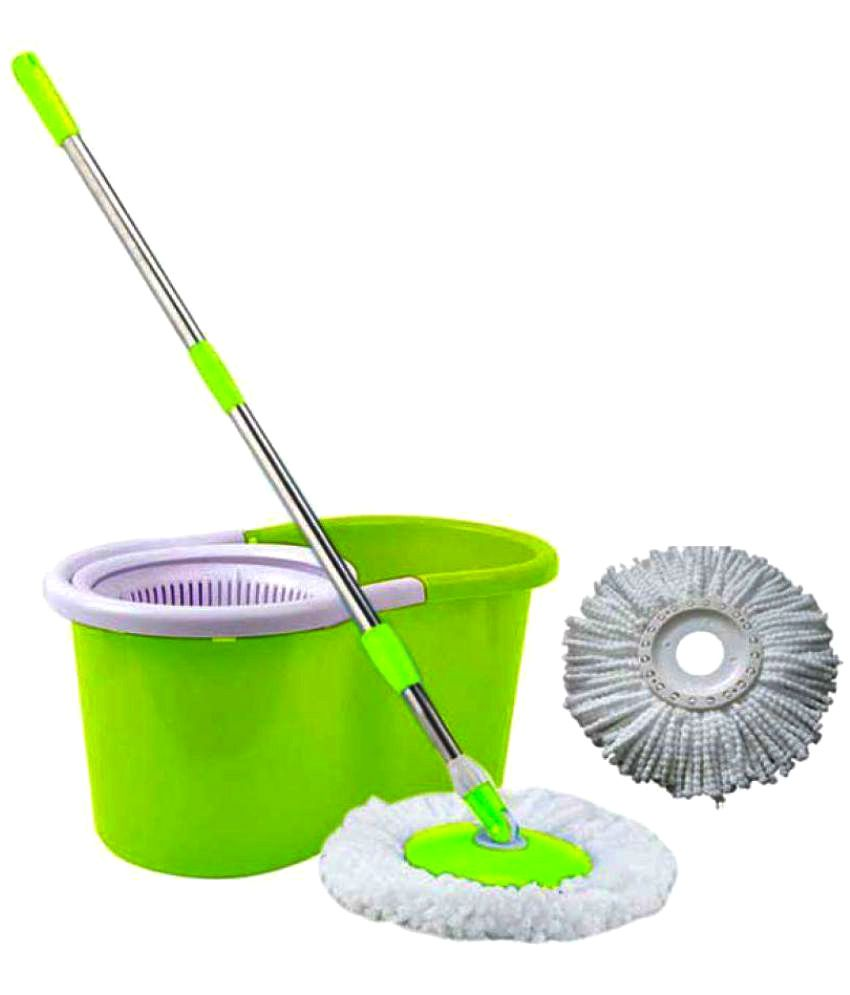 JMR Spin Mop(Color as per availability)