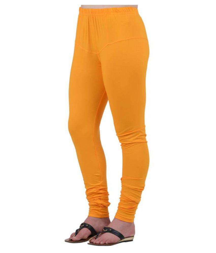 Le Soft Cotton Lycra Single Leggings