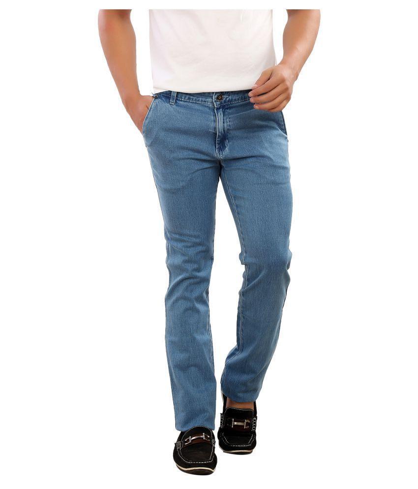 Carrie Jeans Blue Regular Fit Jeans