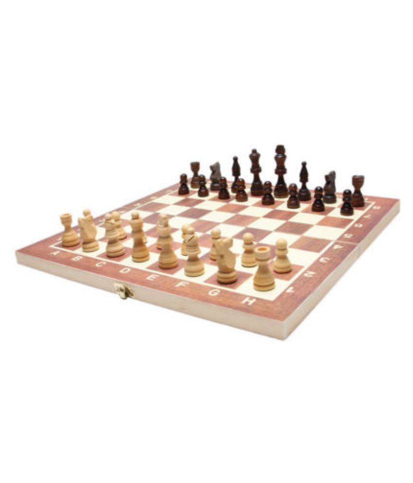 VGS MARKETINGS Wooden Others Chess 14
