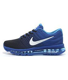 23d310c4f7d4e1 Quick View. Nike Airmax 2017 LTD Edition Navy Royal Multi Color Running  Shoes