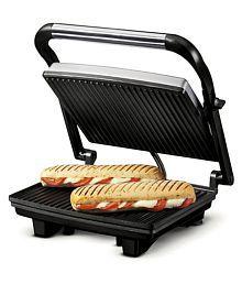 NOVA NGS-2449 Press 1000 Watts Sandwich Griller