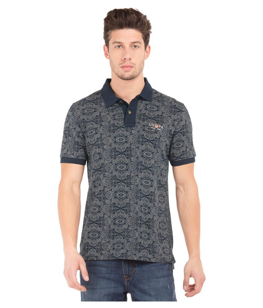 U.S. Polo Assn. Multi Round T-Shirt