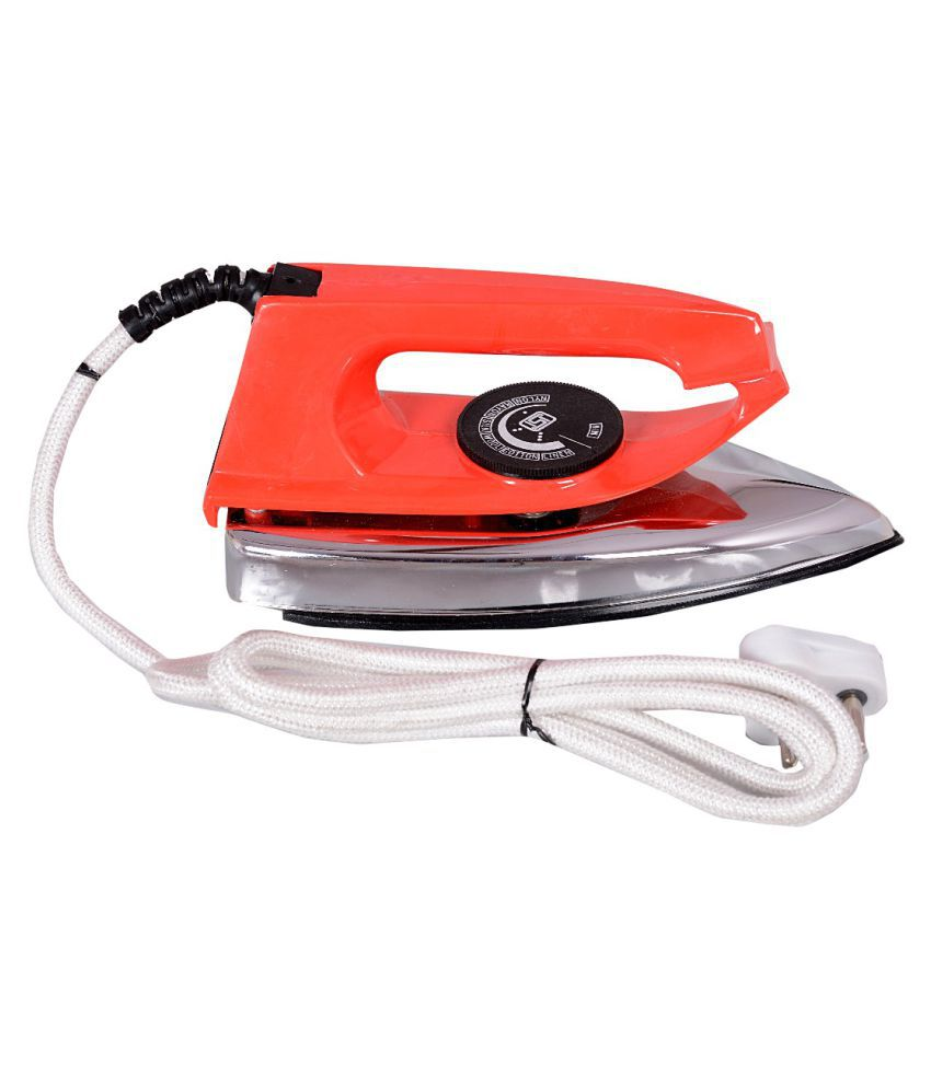 Tag9 Regular Dry Iron Red
