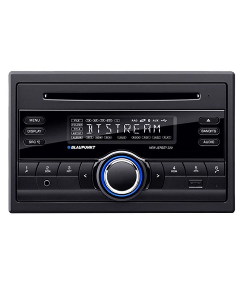 blaupunkt new jersey 220 bt double din car stereo buy. Black Bedroom Furniture Sets. Home Design Ideas