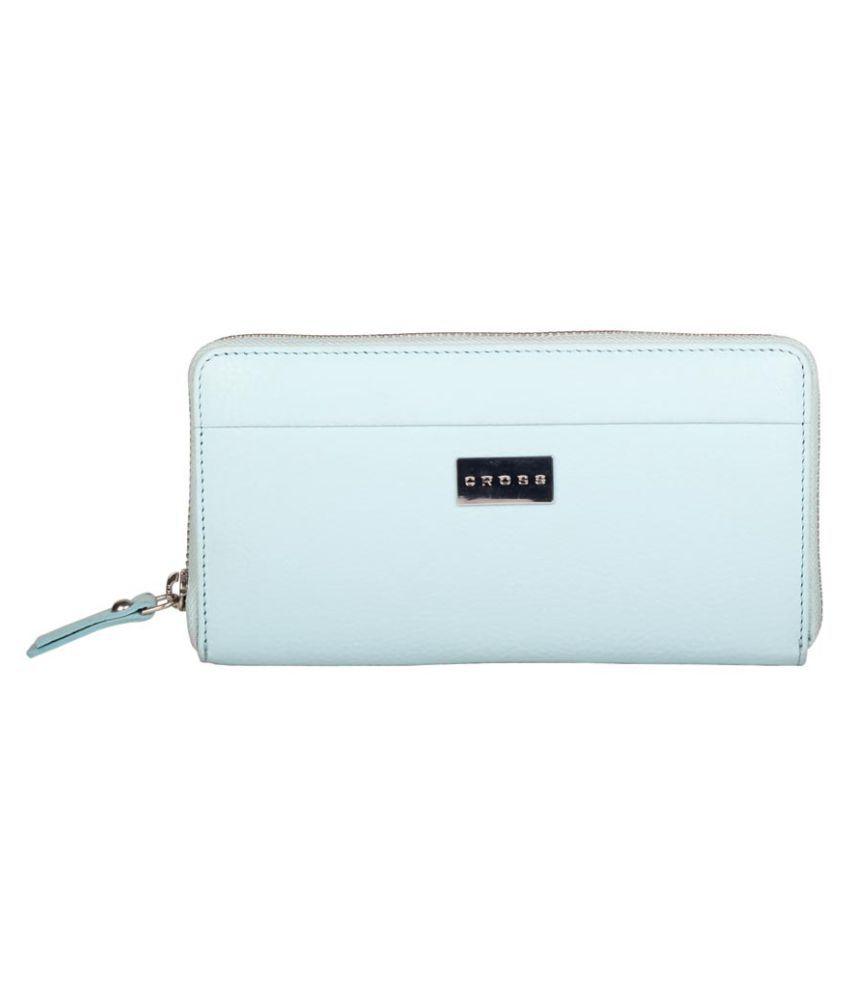 Cross Blue Wallet