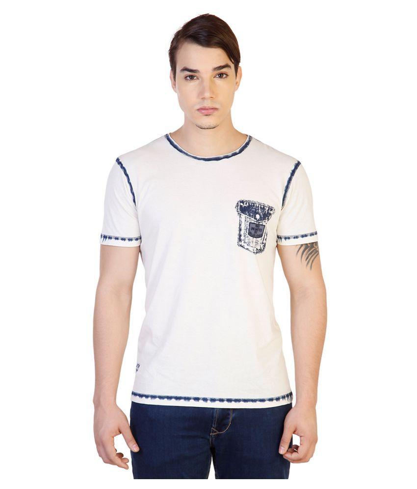 Killer Off-White Round T-Shirt