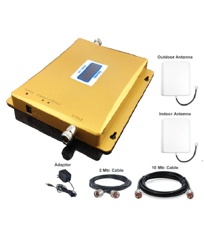 Lintratek KW20L-GW 2G + 3G Cell Phone Signal Booster 3200 3G